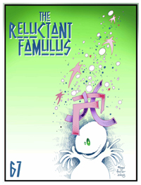 Cover art for Reluctant Famulus #67