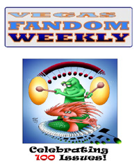 Cover art for Vegas Fandom Weekly #100